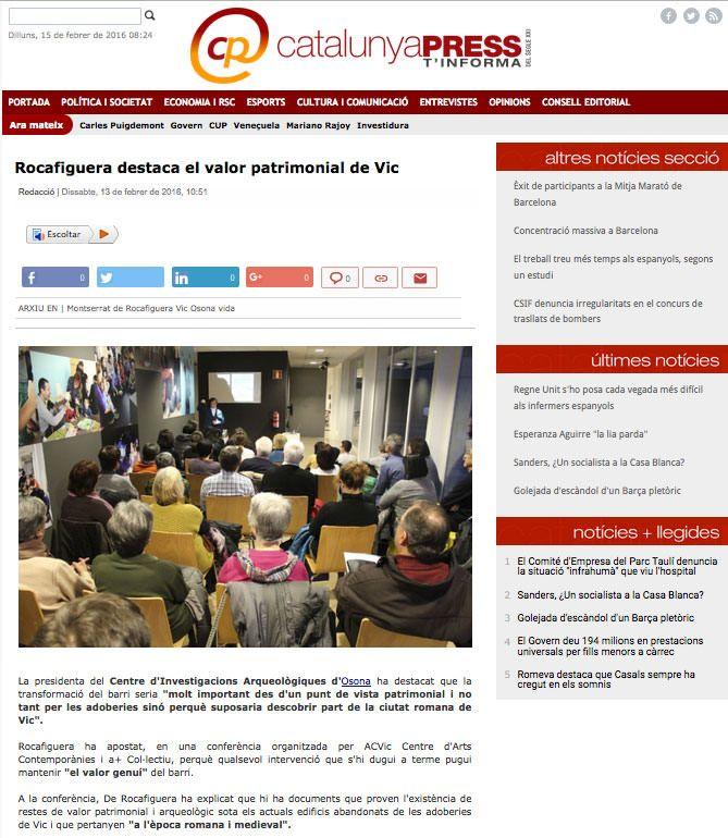 13.02.2016 Catalunyapress