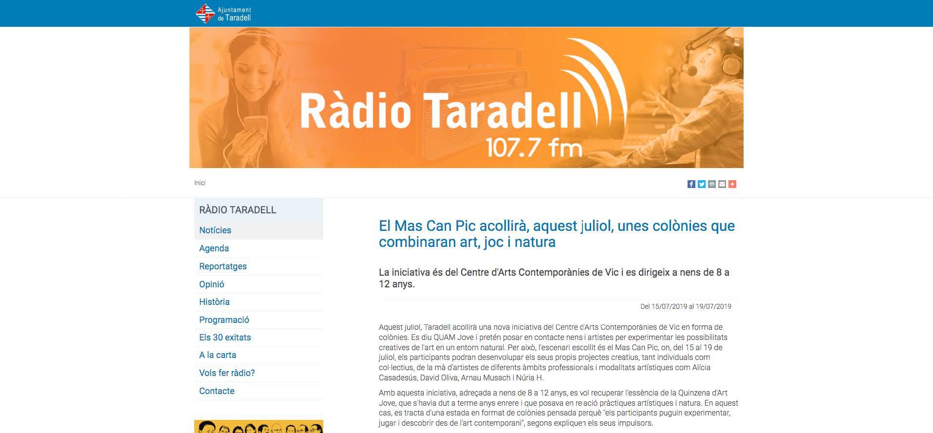 02.07.2019 radio taradell
