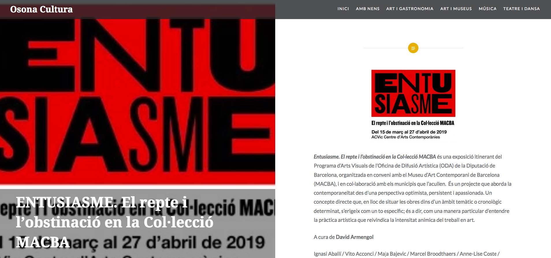 10.03.2019 osonacultura