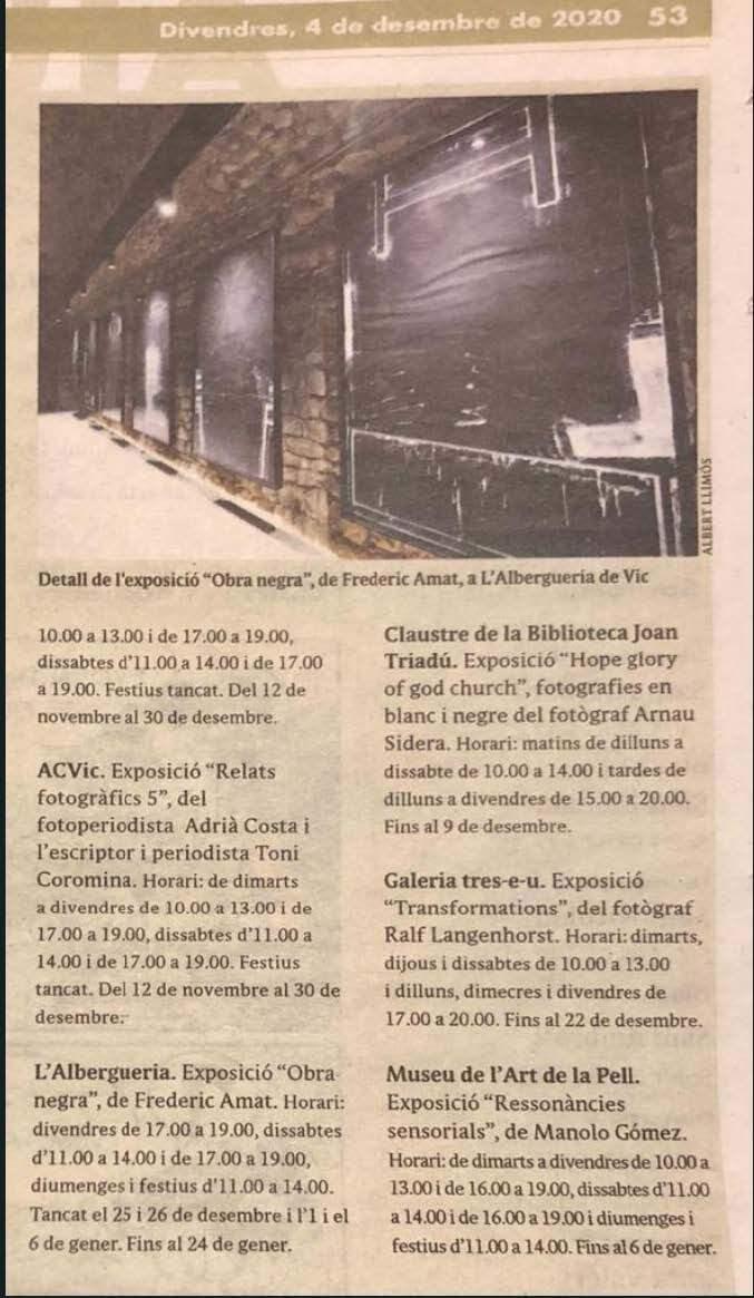 04.12.2020 el9nou agenda cultural