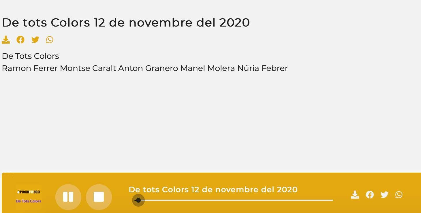 12.11.2020 radiovic