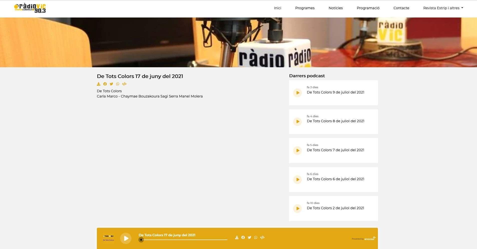 17.06.2021 radiovic