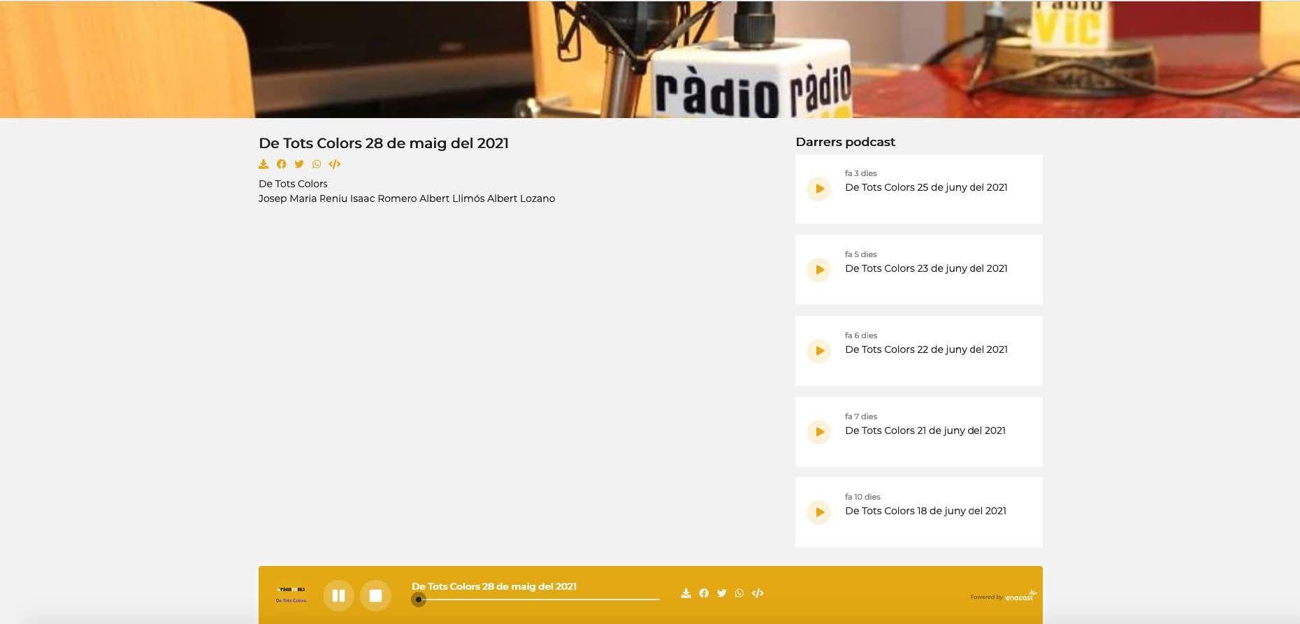 28.05.2021 radiovic